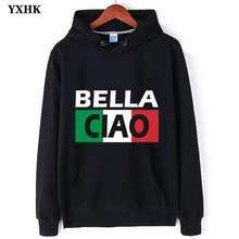 2019 New Mens The 3D Paper House Hoodies With Money Print TV Series Hoody Sweatshirt Funny Casua Man Hoodie Balr