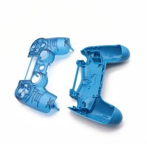 Image 4 - Açık Mavi PS4 PRO Konut Shell Faceplate Kılıf Değiştirme Playstation 4 Dualshock 4 Pro 4.0 V2 Denetleyici JDM 040 JDS 040