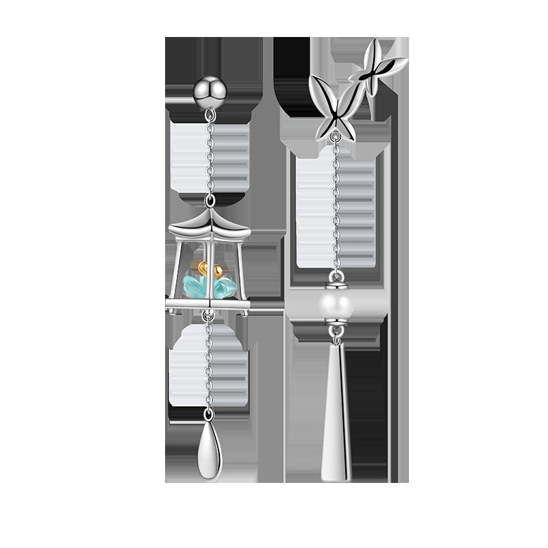Lantern earring