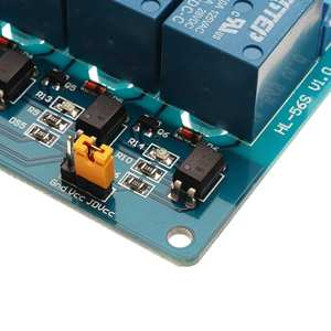 Image 3 - Módulo optoacoplador de relé de 6 canales, 3,3 V, aislamiento activo bajo paso para Arduino