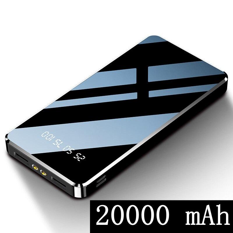 Black 20000mAh