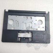 Novo para dell inspiron 14-5458 5455 5459 v3458 v3459 palmrest touchpad capa superior balck CN-0CP47W cp47w