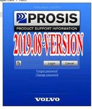 لشركة فولفو PROSIS أجزاء كتالوج وإصلاح يدوي 2020 [08/2019]
