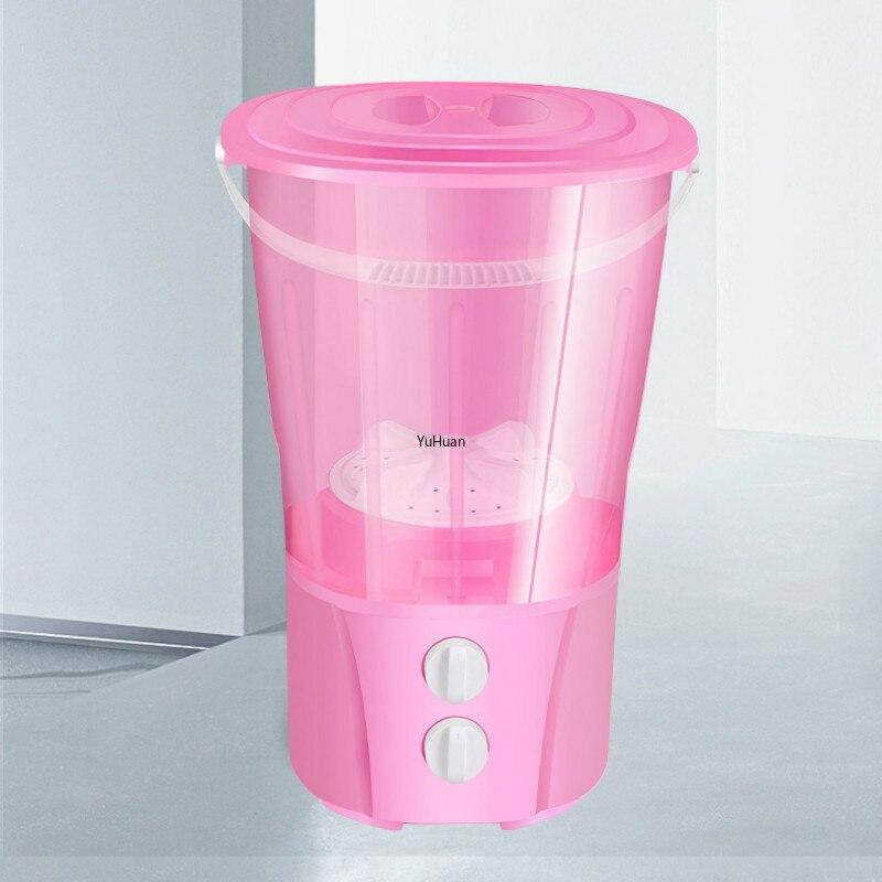 Multi Bucket Mini  Wash Socks  Machine Pulled One Baby Clothes Washing Machine Portable Washing Machine  Washing Machine