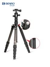 MC19 trépied en fiber de carbone BENRO SLR caméra support de photographie micro monopode portable professionnel unique