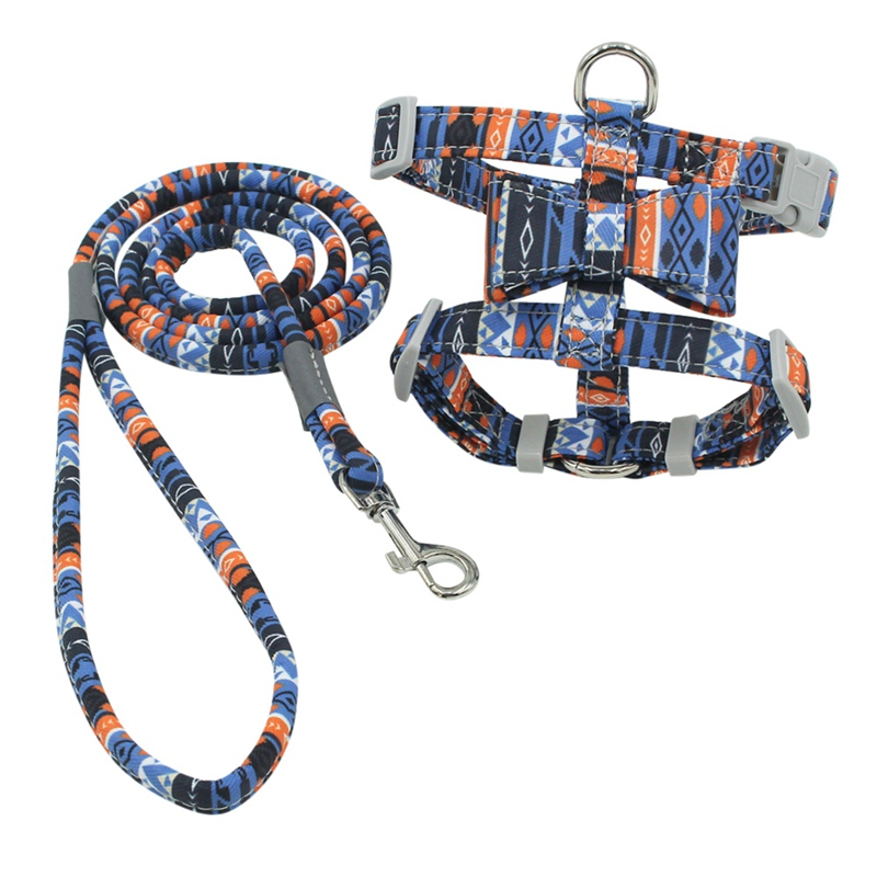 cute male dog harness