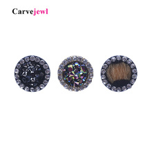 Carvejewl stud earring round triangle resin stone collection straw weaving stud earrings for women jewelry new fashion earrings carvejewl stud earring round triangle resin stone collection straw weaving stud earrings for women jewelry new fashion earrings