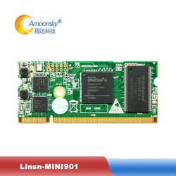 Linsn MINI901 receiving card and rv901t rv901h receiving card replacement refresh rate is higher