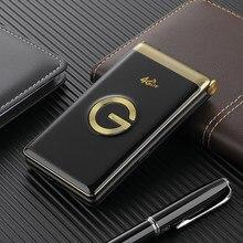 Flip Pferderennen Lampe 3G WCDMA 2G GSM dual-karte MP3 Aufnahme Bluetooth SOS Taschenlampe Telefon russische Tastatur Taste