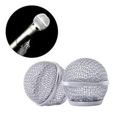 Grille-Accessories Shur Microphone for H1T9 1PC Head-Mesh Replacement-Ball High-Quality