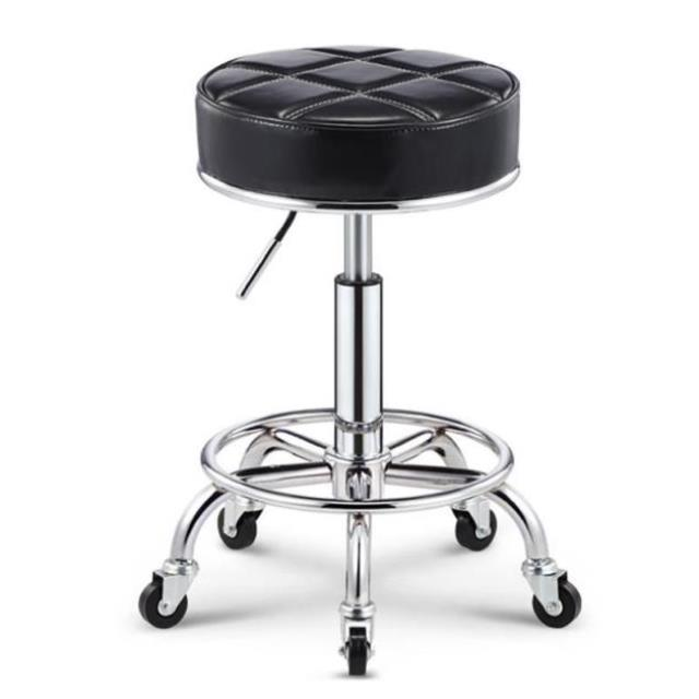 Rotating Lifting Worker Sliding Wheelchair Hairdressing Makeup Nail Barbershop Hair Salon Dedicated Explosion Beauty