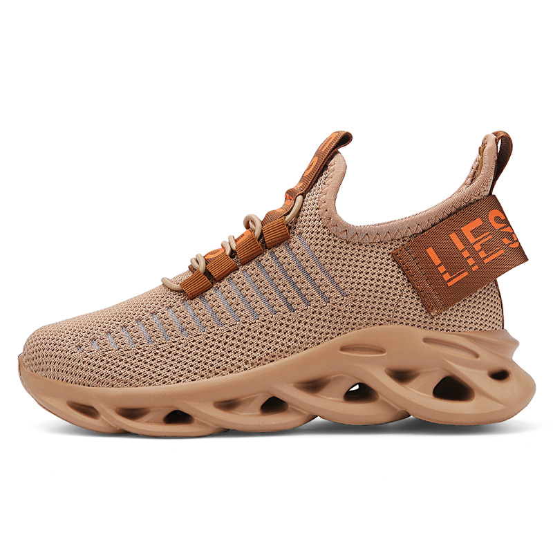2020 Summer Kids Shoes For Boys Mesh Light Sneakers Boys Girls Casual Lace-Up Trainers Breathable Children Sport Shoes Boys
