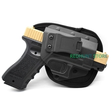 Hunting Gun Holster for Glock 19 23 32 36 RH Right Hand Concealed Carry for Paintball