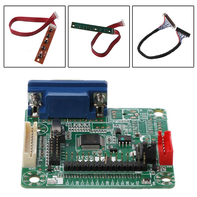 Driver Board MT561-B Universal LVDS LCD Monitor Screen Controller 5V 10-42