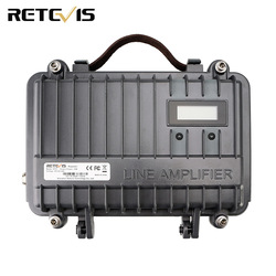 Настраиваемый полнодуплексный мини аналоговый ретранслятор RETEVIS RT97 двухсторонний радио ретранслятор 10 Вт UHF (или VHF) ретранслятор для рации