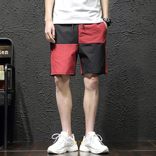 New 2020 Summer Casual Mens Beach Shorts Slim Fit Shorts Straight Shorts Men's Board Shorts