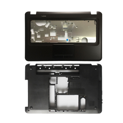 Cubierta de portátil para hp Pavilion DV6 DV6-3000 DV6-3100 3LLX6TATP20 603689-001 Palmrest cubierta superior con touc hp ad/cubierta inferior