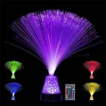 Новинка расслабляющая Светодиодная лампа для аутизма многоцветная