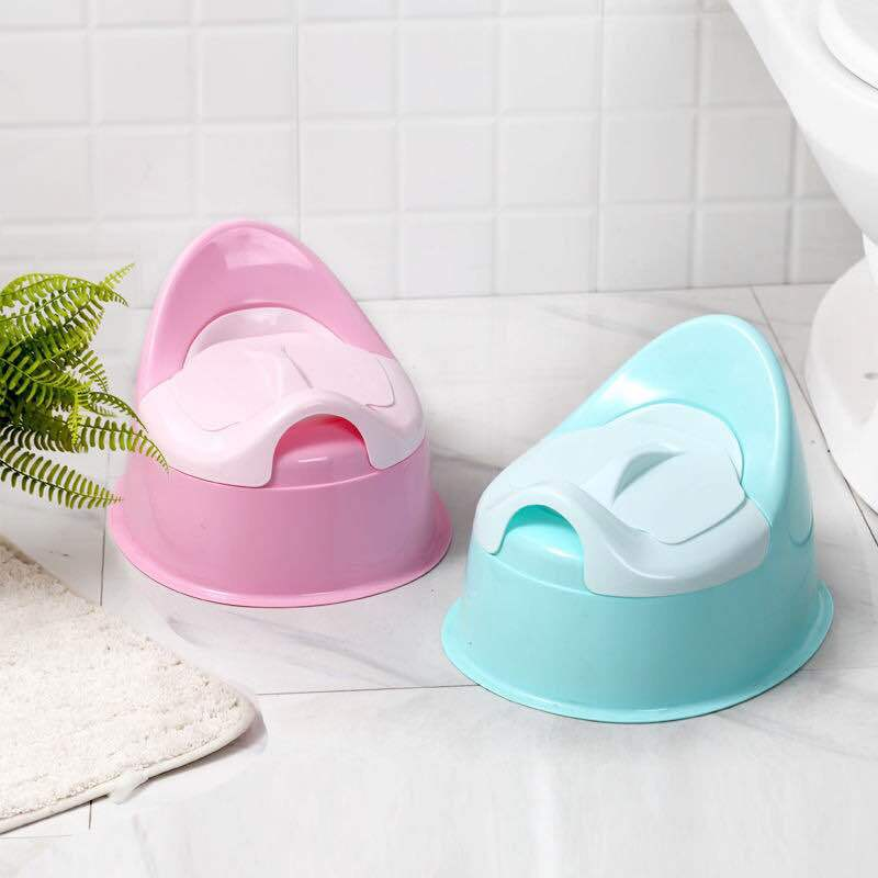 Baby Small Chamber Pot Plastic Thick Large Size Infants Bedpan Kids Urinal Toilet For Kids