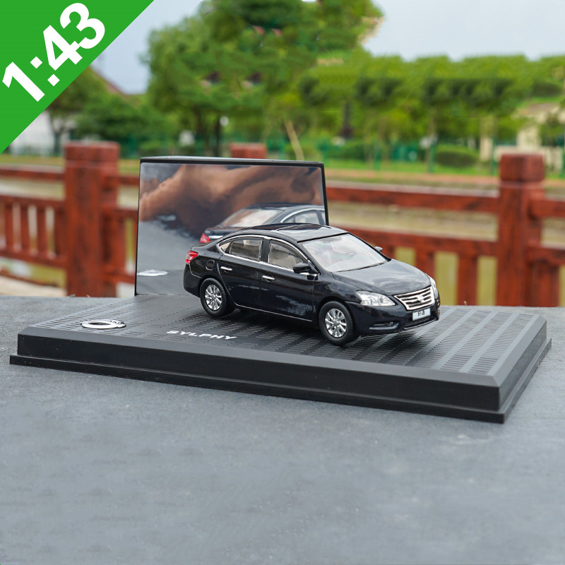 High Quality Original 1:43 Nissan Sylphy Alloy Model,simulation Collection Gift,die-cast Metal Car Model,free Shipping