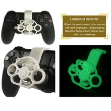 Racing-Wheel Playstation PS Gaming 4-Controller Mini for The 3d-Printed Add-On