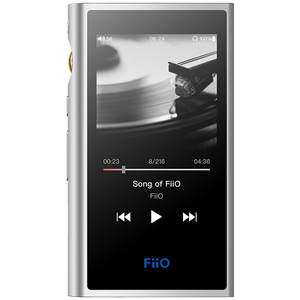 Fiio Mp3-Player Audio WIFI Bluetooth Ldac Dac Dsd FLAC APTX HIFI High-Resolution Portable