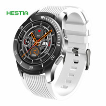 HESTIA Smart Watch Men Fitness Tracker Women Wearable Devices IP67 Smartwatch Heart Rate Wristwatch