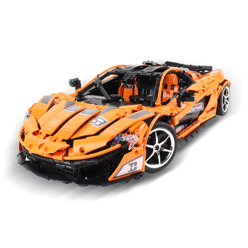 Building Blocks And Assembling Remote Control Racing Car Model Adult Difficult Mechanical Assembling Toy Puzzle Boy