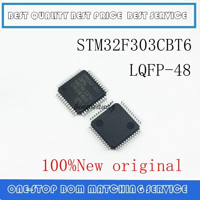 STM32F303CBT STM32F303CBT6 QFP-48