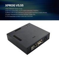 Xprog 5.55 ecu programação programador auto chip tuning ferramenta de diagnóstico reparação do carro ferramentas scanner especialmente para bmw cas4
