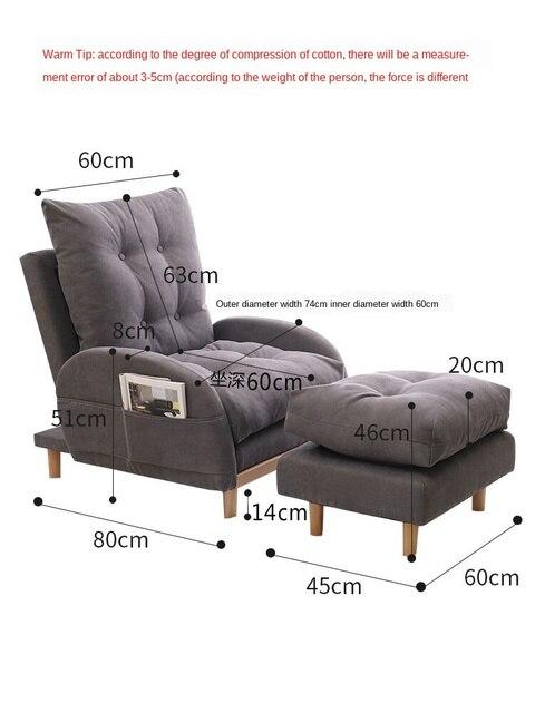 Reclining Lounger Chair 3