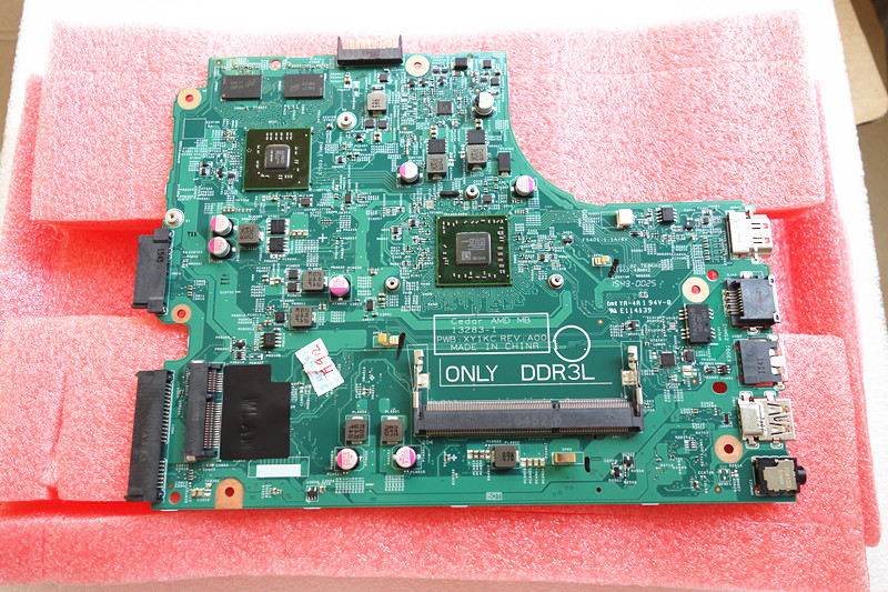 Suitable For Dell 3441 3541 System Motherboard 13283-1 With Cpu A4-6210 R5 M230/2GB
