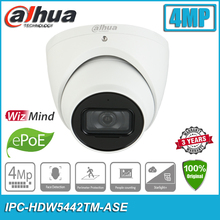 Cctv-Ip-Camera Network IPC-HDW5442TM-ASE Wizmind Mic Dahua Starlight WDR Built-In 4MP