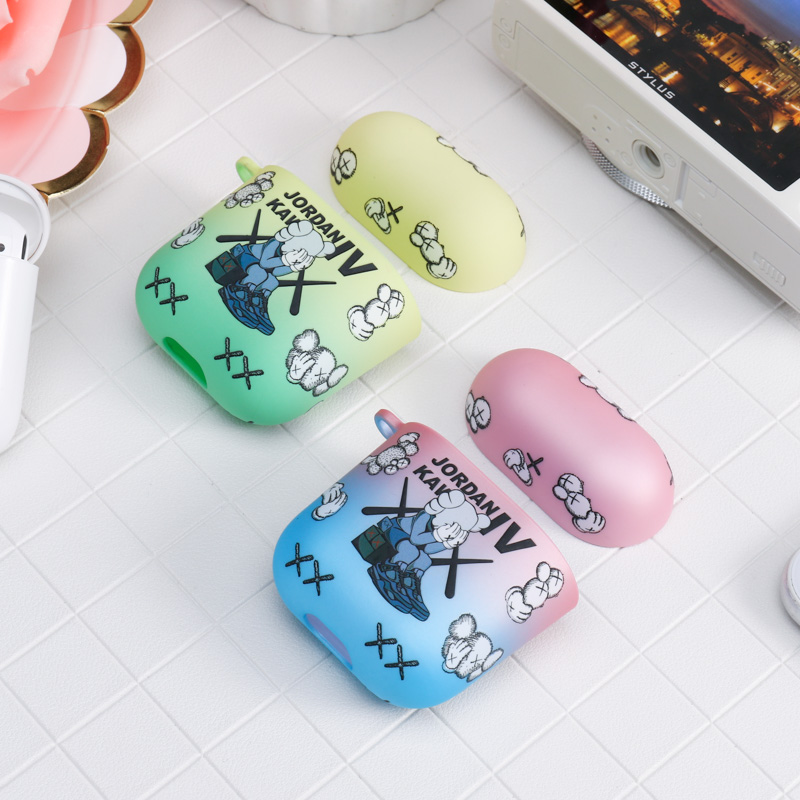 Earphone Case For Airpods Pro Case Cover Sticker Dust Guard