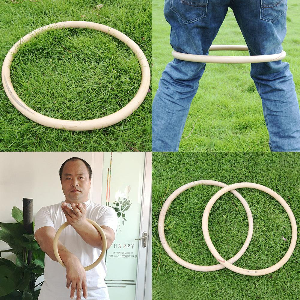 Training Ring Wing Chun Kungfu Ring Bamboo Wrist Hand Flexibility Training Martial Arts Trainer Morning Exercise Equipment