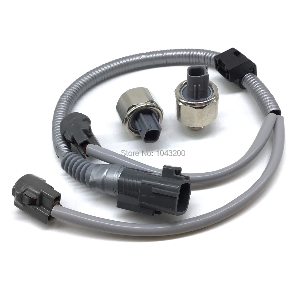 Knock Sensor & Wire Harness 89615-12090 82219-33030 82219-07010 For TOYOTA VALON CAMRY HIGHLAND SIENNA SOLARA ES300BGS300 RX300