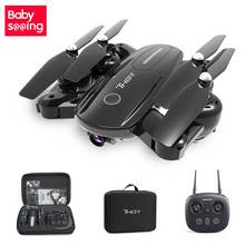Buy Thor Professional Quadcopter Drones Folding Fixed High 1080p HD FPV HD Camera Four-axis Aircraft RC Helicopters Toys 150m hight directly from merchant!