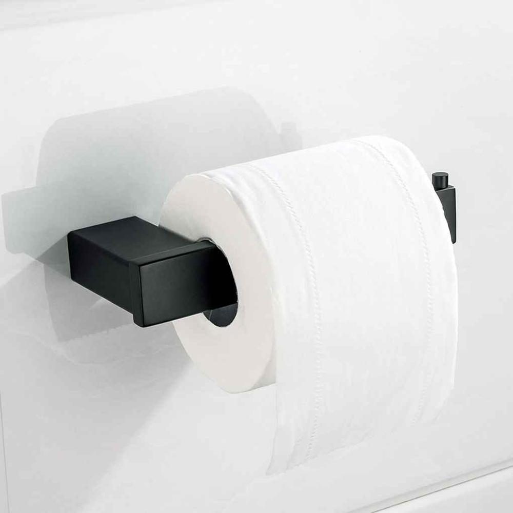 Deal╡Paper-Box Shelf Towel-Rack Toilet Without-Cover Wall-Mounted