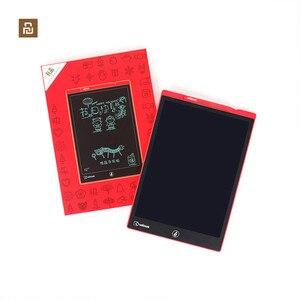 Image 1 - 12 inchs/10 inch Xiaomi Mijia Wicue LCD Viết Máy Tính Bảng Chữ Viết Tay Bảng Vẽ Điện Tử Tưởng Tượng Đồ Họa Miếng Lót cho Bé văn phòng