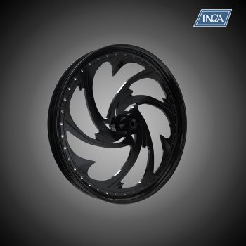 INCA Customization Wheel Hub/Rim 1
