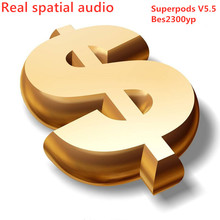 For drop shipping with Super V5.5 BES 2300YP (Real spatial audio)Final version