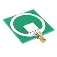 UWB Ultra Wideband Antenna 2.4Ghz 10.5Ghz 10W (40dBm) Pulse PCB Antenna Module For DIY Self Made Expreiment