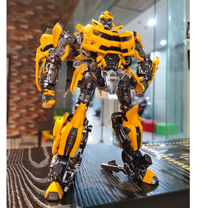 Image 4 - Legendary Transformation Robot LTS 03C LT 01 LT01 Yellow Bee KO MPM03 MPM 03 Alloy Edition Movie Upgade Action Figure Model Toys