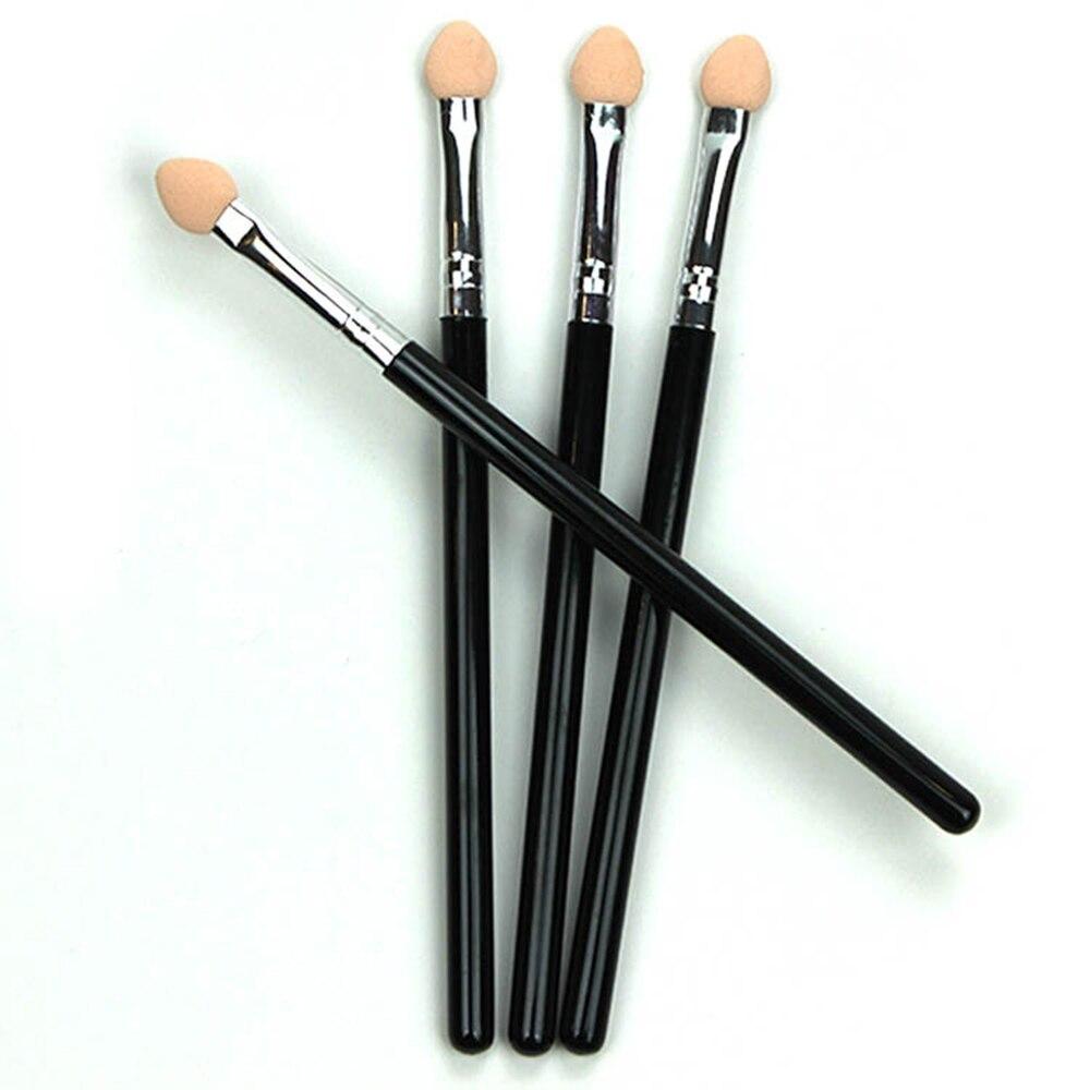 5 шт. Портативный тени для век губки кисточка палочка тени для глаз, карандаш для бровей, аппликатор для губ косметический макияж для глаз ин...