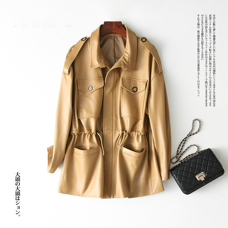 100% Genuine Leather Jacket For Women Winter Clothes 2020 Korean Natural Real Sheepskin Coat Woman Chaqueta Mujer TLR1925