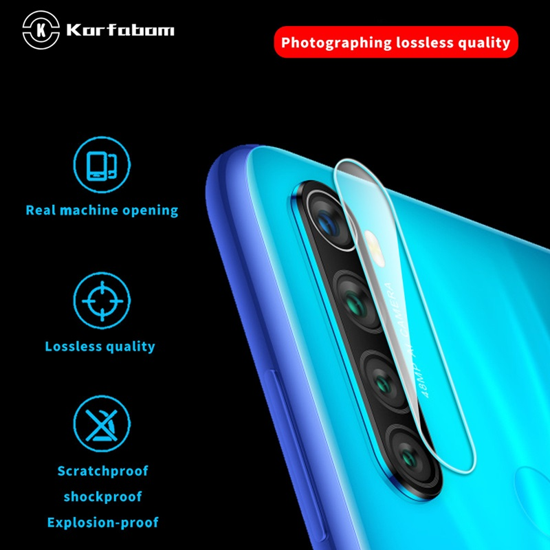 Camera Tempered Glass For Xiaomi Redmi Note 8 7 5 Pro 8T Protector Lens For Redmi 6 7 8 6A 7A 8A K30 K20 Pro Camera Protective