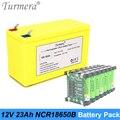 12V 23Ah литий Перезаряжаемые Батарея пакет Применение NCR18650B 3400mAh для непрерывного Питание 10 8 V 12 6 V Turmera Батарея