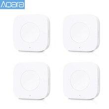 Aqara Smart Wireless Switch Key Intelligent Application Remote Control ZigBee Wireless Biult in Gyro for Xiaomi home mijia App