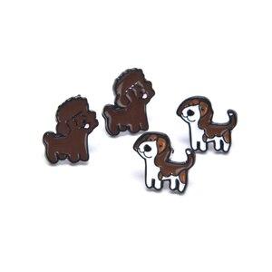 2 шт./компл. прекрасный Бигль собака с бультерьером собакой серьги гвоздики для женщин детское модное платье для девочек с картинкой из мультфильма животное серьги ювелирные изделия из жемчуга|Серьги-гвоздики|   | АлиЭкспресс