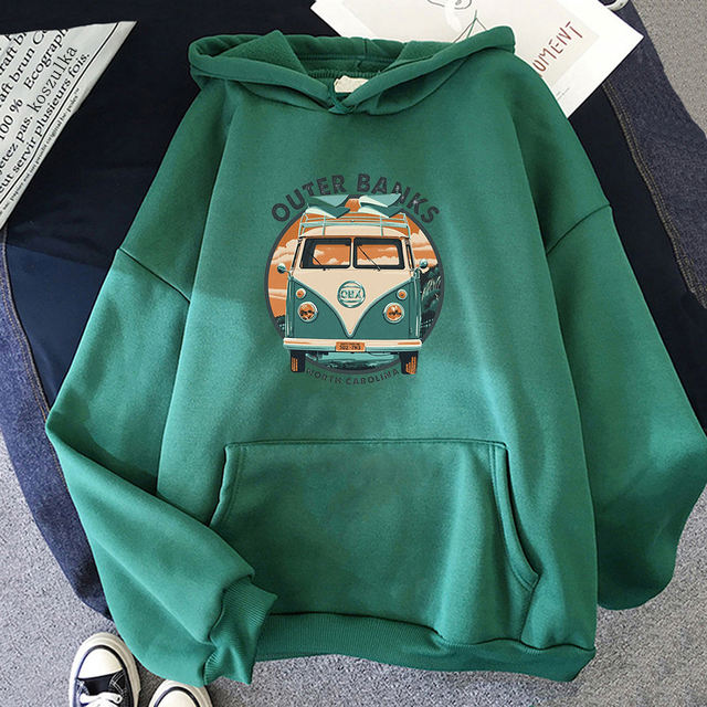 OUTER BANKS THEMED HOODIE (10 VARIAN)